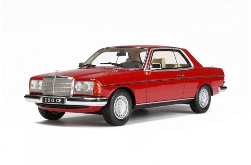 OTTO MOBILE Mercedes-Benz C123 280 CE Red 1 18 LE 1500pcs OT145 New