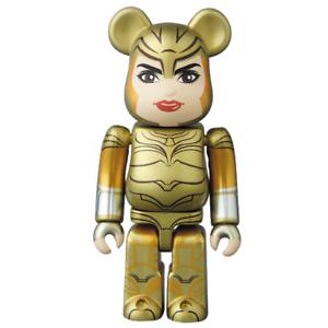 Details about  /MEDICOM TOY BEARBRICK SERIES 40 HERO Wonder Woman WW84 SHIP DHL