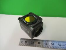 Nikon Japan Fluorescent Cube Dm510 Microscope Part Optics As Pictured Amp15 A 26