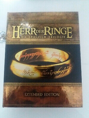 Herr Der Ringe Blue Ray Extended Edition