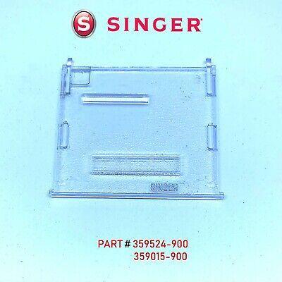 6310 5430 6305 SLIDE PLATE Bobbin Cover # 357191-001 Fits SINGER 5430 6038