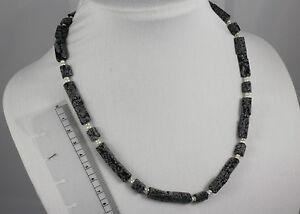 Schneeflocken-Obsidian-in-ungewoehnlicher-Form-Laenge-51-5-cm