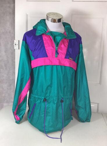 KARHU Vintage Jacket Windbreaker Waterproof Mens M