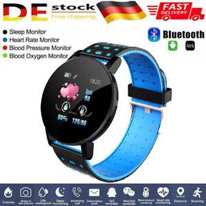 Smartwatch Fitness Armband Fitness Tracker Sportuhr Wasserdicht Uhr Bluetooth