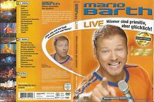 Mario Barth - Männer sind primitiv, aber glücklich! / DVD #7408
