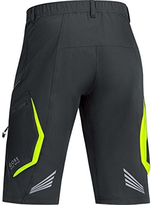 GORE BIKE rsquo;s WEAR Men and rsquo;s BIKE Knee-length Cycling Shorts, Super-Light, GORE M, 5bb13f