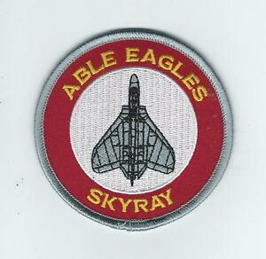 Death Angels USMC Fighter VMFA 2351 Embroidered Patch 3.6 x 2.75 inches