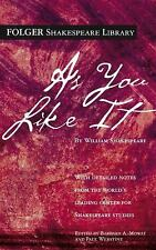 As You Like It (Folger Shakespeare Library)-ExLibrary