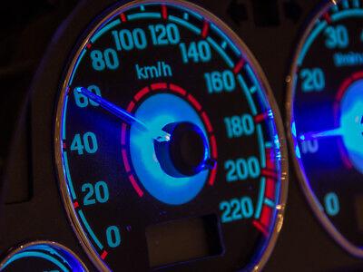LETRONIX LED Komplettset Armaturenbeleuchtung LEDs VW Polo 3 86c 2F G40