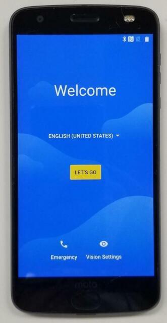 Motorola Moto Z2 Force XT1789-04 T-Mobile See Description 7023