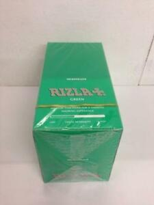Rizla-Green-Cigarette-Smoking-Rolling-Papers-Made-in-Belgium-100-Genuine