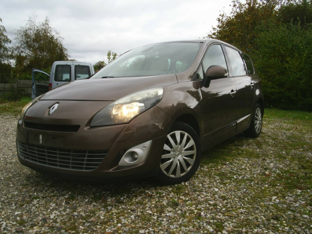 Renault Grand Scenic III, 1,9 dCi 130 Expression 7prs,…