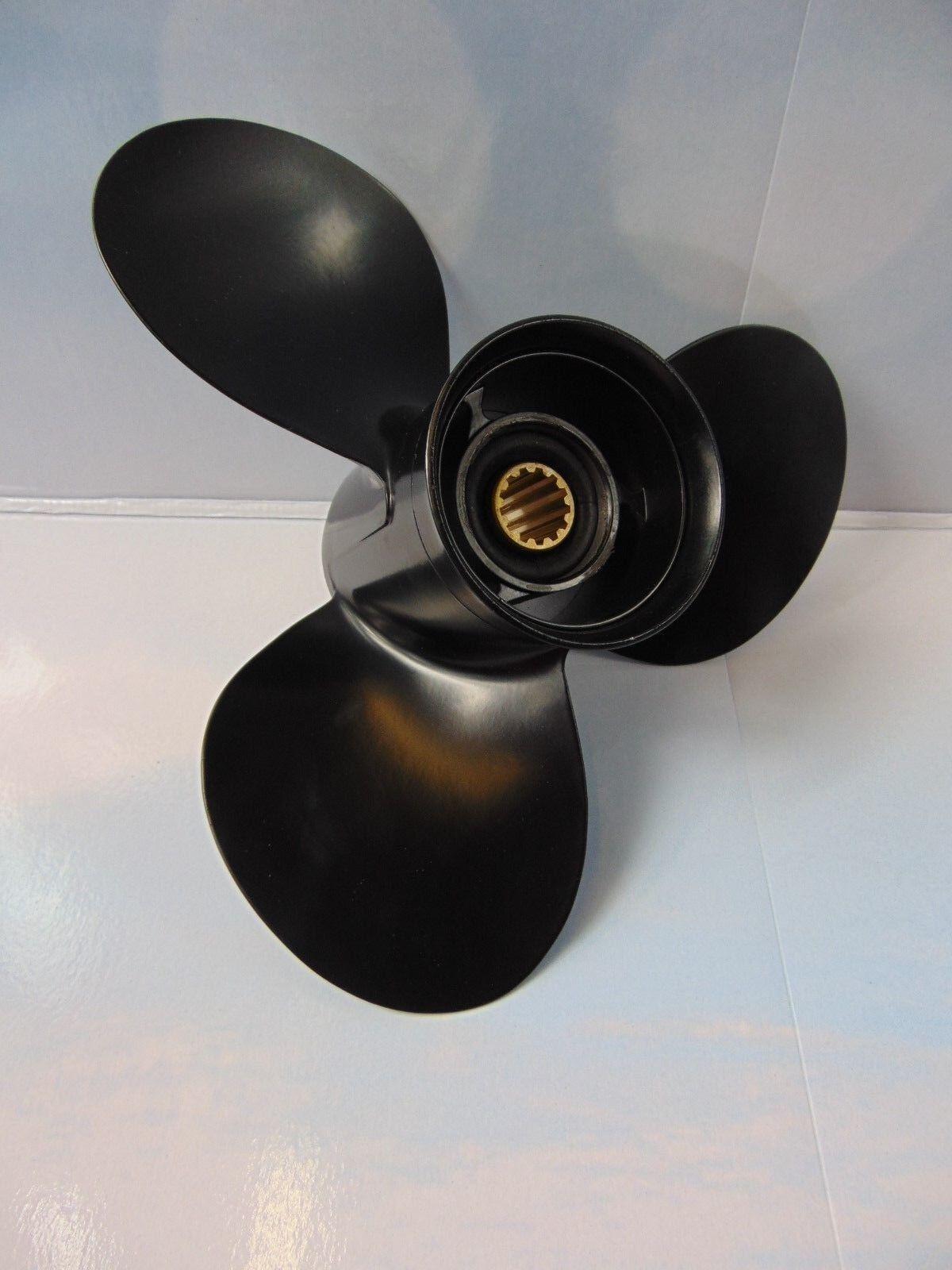 Propeller für Suzuki Outboard 40 50 55 60 hp 13 Keil Ton 14 11 3 4 X14