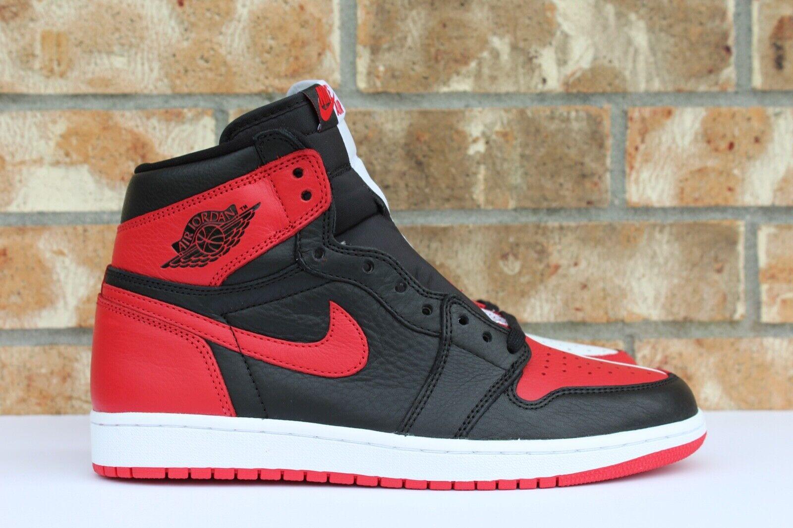 Men's Nike Air Jordan 1 Retro OG High NRG Homage To Home Size 10 861428-061