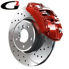 RED G2 BRAKE CALIPER PAINT EPOXY STYLE KIT HIGH HEAT MADE IN USA FREE SHIP