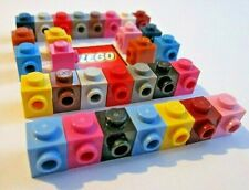 LEGO BRICKS 1x1 with Stud on 1 Side Design 87087 Choose Colour Packs of 8