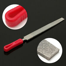 10 Inch Flat File Diamond Coating 120 Grit Needle Board File Filling Tool 250mm
