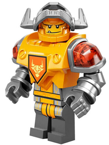 NEW LEGO Battle Suit Axl FROM SET 70365 NEXO KNIGHTS NEX079