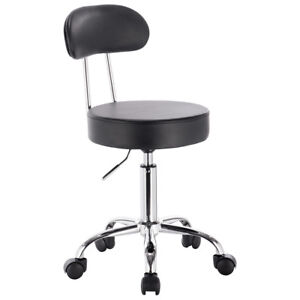 Groovy Details About Rolling Adjustable Swivel Stool Spa Chair W Wheels Massage Tattoo Saturn Short Links Chair Design For Home Short Linksinfo