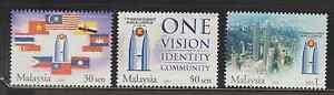 342-MALAYSIA-2005-11TH-ASEAN-SUMMIT-SET-FRESH-MNH