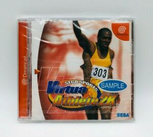 Virtua Athlete 2K Sega Dreamcast Japan Import Brand New Sealed US Seller
