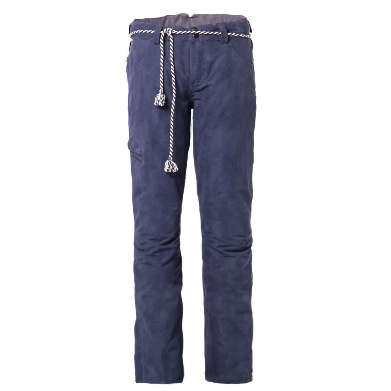 Brunotti Pantalones Esquí Snowboard Azuma Ao women Snowpants blue Oscuro   after-sale protection