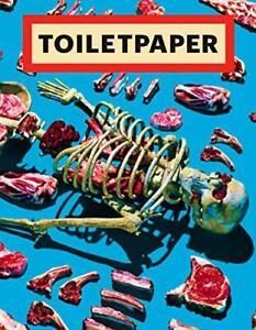 Toiletpaper-No-13-by-Ferrari-Pierpaolo-Cattelan-Maurizio-NEW-Book-FREE