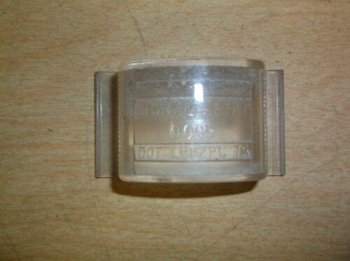 Signal-Stat 9005 Clear Lens *FREE SHIPPING*