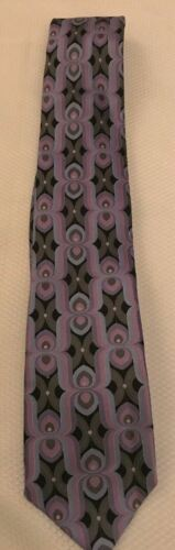Ted Baker London Tie Mens Necktie Neck Tie  Silk U