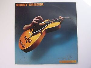 Robby Krieger - Versions Vinyl LP Record Album PB 6017