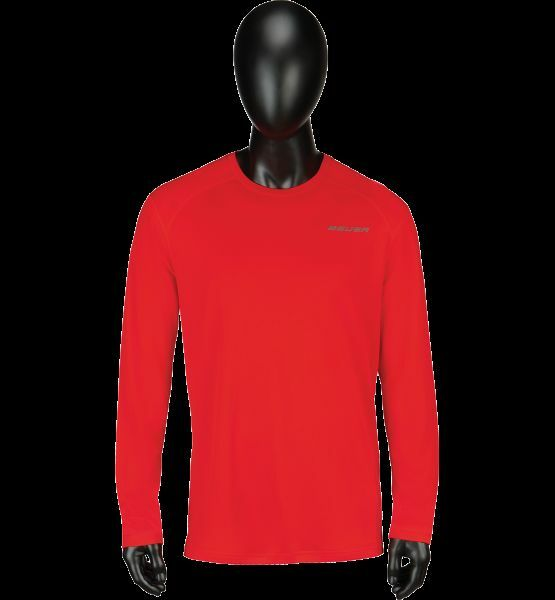 BAUER Training Long Sleeve Tee 37.5 Senior