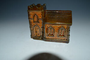 Vintage Studio Szeiler England Coin Bank Cottage House Art