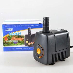 Pompa Per Acquario Acquari 800 Lt/h Mod Hj 931 Harmonious Colors Pumps (water) Pet Supplies
