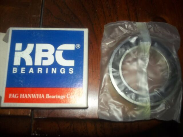 KBC QTY 2 6202DDC3G14  Ball Bearing NIB