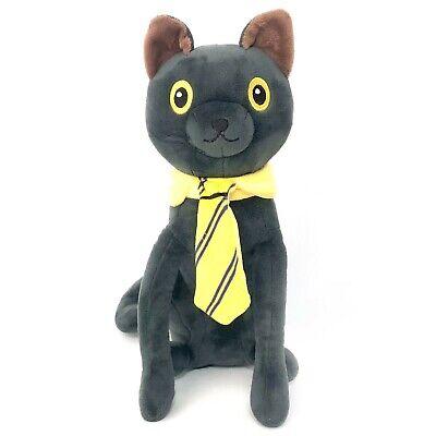 Denis Daily's Sir Meows A Lot Plush Black Cat Yellow ...