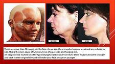 Facial Muscles Exerciser & Double Chin Fat Remover. 100% Guarantee