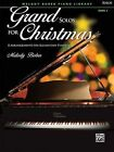 Grand Solos for Christmas, Bk 2: 8 Arrangements for Elementary Pianists by Alfred Music (Paperback / softback, 2014)