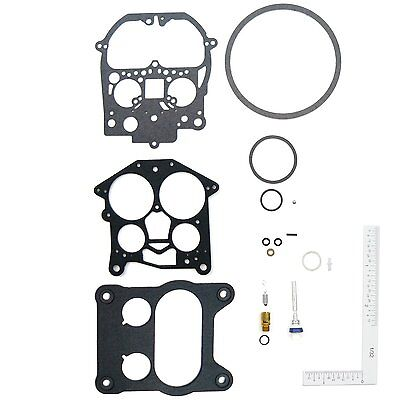 Rochester 4-BBL M4MC M4ME Quadrajet Motorcraft CT-1305 Carburetor Rebuild Kit