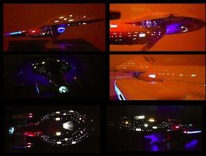Image is loading EFFECT-VOYAGER-LED-LIGHTING-KIT-STAR-TREK-REVELL- & EFFECT VOYAGER LED LIGHTING KIT STAR TREK REVELL STAR TREK 4801 | eBay