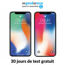 APPLE IPHONE X 64/256GO GRIS/ARGENT