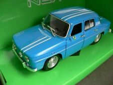 1/24 Welly Renault R8 Gordini 1964 blau