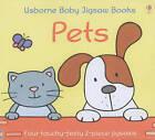 Pets by Fiona Watt (Board book, 2003)