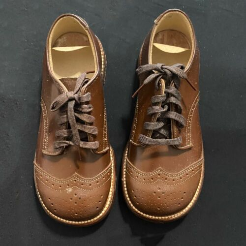Vintage Neolite Children's Lace Up Shoes