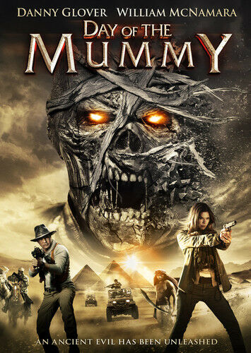 Day Of The Mummy (2014, DVD NEW)