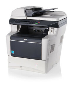 Kyocera ECOSYS FS-4200DN Printer PC-Fax Drivers for Windows