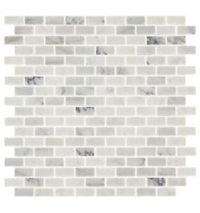 American-Ocean-Genuine-Stone-White-Brick-Marble-Mosaic-Backsplash-Tile-5-Pieces