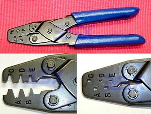 s l300 automotive crimping tool wiring harness terminals crimper molex wire harness crimper at mifinder.co