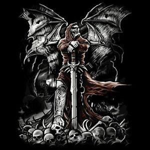 Red Dragon Airbrush T Shirt Design