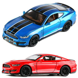 2019-Ford-Mustang-Shelby-gt350-sports-car-1-32-rare-new