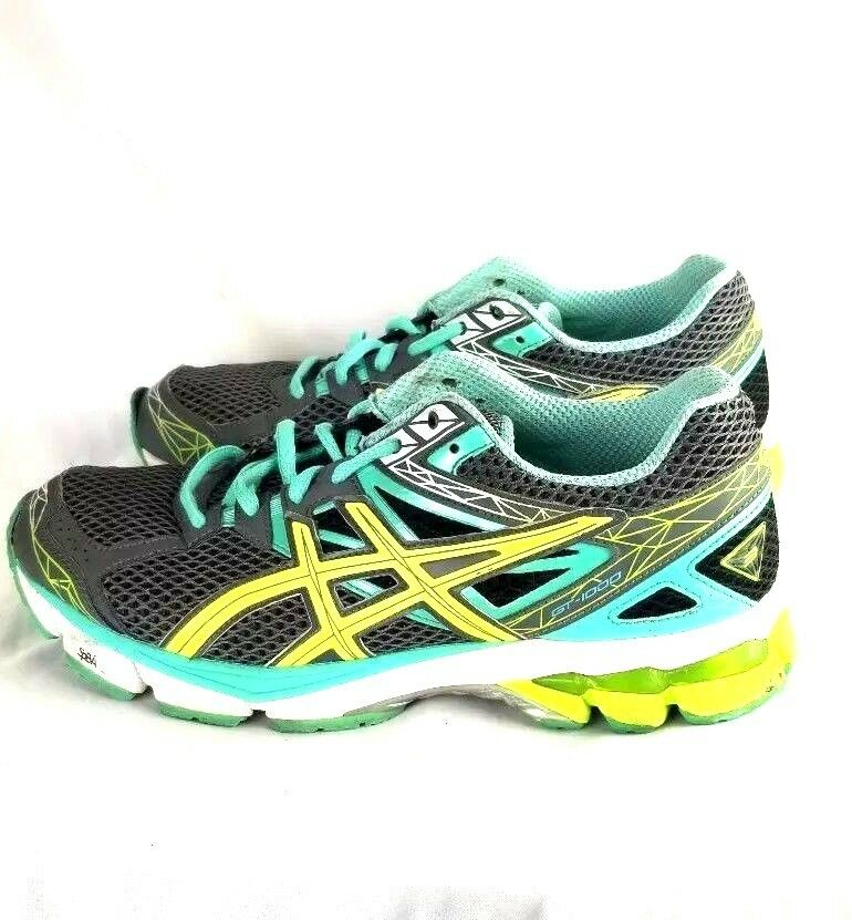 Asics GT-1000 (T4K8N) Athletic Womens shoes Multi-color Size 8.5